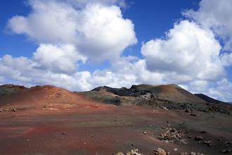 Wulkanlandschaft